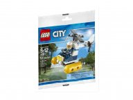 LEGO 30311 City Swamp Police Helicopter