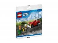 LEGO City Fire Car 30347