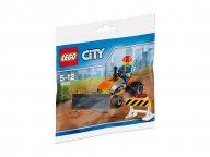 LEGO City Tractor 30353