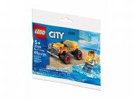 LEGO 30369 City Łazik plażowy