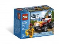 LEGO 4427 Łazik strażacki