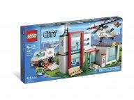 LEGO City 4429 Centrum ratunkowe