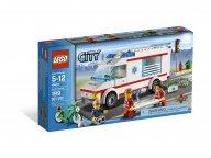 LEGO City Karetka 4431