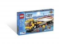LEGO 4643 City Transporter motorówek