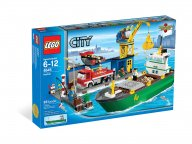 LEGO City Port 4645