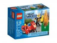 LEGO 60000 City Motocykl strażacki
