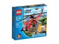 LEGO City 60010 Helikopter strażacki