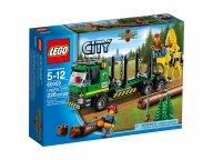LEGO City 60059 Ciężarówka do transportu drewna