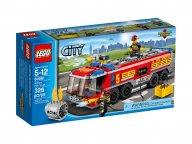 LEGO City Lotniskowy wóz strażacki 60061