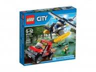 LEGO City Pościg hydroplanem 60070