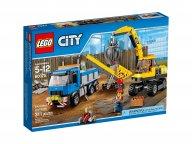 LEGO 60075 City Koparka i ciężarówka