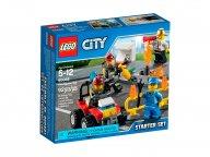 LEGO 60088 Strażacy - zestaw startowy