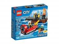 LEGO City Strażacy - zestaw startowy 60106