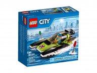 LEGO City Łódź wyścigowa 60114