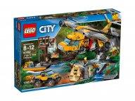 LEGO City 60162 Helikopter w dżungli