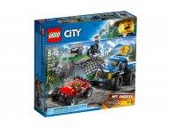 LEGO 60172 Pościg górską drogą