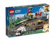 LEGO 60198 City Pociąg towarowy