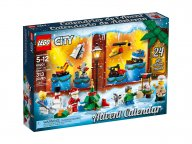 LEGO City Kalendarz adwentowy LEGO® City 60201