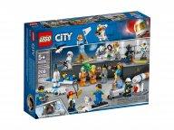 LEGO City Badania kosmiczne - zestaw minifigurek 60230