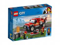 LEGO 60231 City Terenówka komendantki straży pożarnej