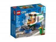 LEGO City 60249 Zamiatarka