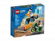 LEGO City Ekipa kaskaderów 60255