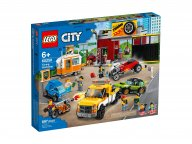 LEGO 60258 Warsztat tuningowy