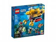 LEGO 60264 City Łódź podwodna badaczy oceanu