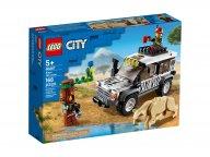 LEGO City Terenówka na safari 60267