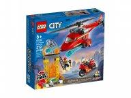 LEGO 60281 City Strażacki helikopter ratunkowy