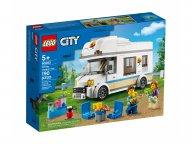 LEGO 60283 City Wakacyjny kamper
