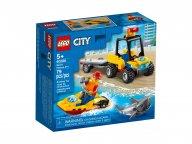 LEGO City 60286 Plażowy quad ratunkowy