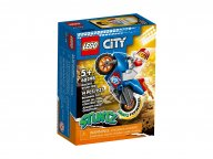 LEGO City 60298 Rakietowy motocykl kaskaderski