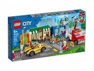 LEGO 60306 City Ulica handlowa