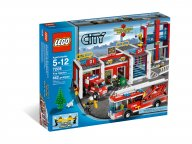 LEGO City 7208 Remiza