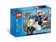 LEGO 7235 Motocykl policyjny