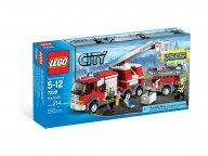 LEGO 7239 Wóz strażacki