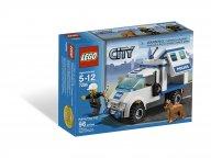LEGO City 7285 Patrol policji z psem
