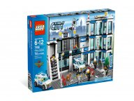 LEGO City 7498 Posterunek policji