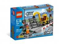 LEGO City Przejazd kolejowy 7936