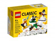 LEGO 11012 Classic Kreatywne białe klocki