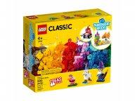 LEGO Classic 11013 Kreatywne przezroczyste klocki