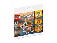 LEGO 30574 Creator 3 w 1 Kot
