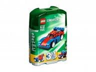 LEGO Creator 3 w 1 31000 Mini ścigacz