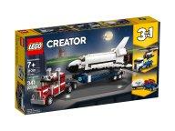 LEGO Creator 3 w 1 31091 Transporter promu