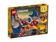 LEGO 31102 Smok ognia
