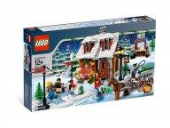 LEGO Creator Expert Piekarnia w zimowej wiosce 10216