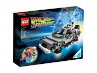 LEGO CUUSOO Wehikuł czasu DeLorean 21103