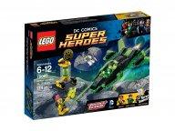 LEGO 76025 Zielona Latarnia vs. Sinestro
