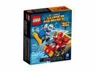 LEGO 76063 Flash kontra Kapitan Cold